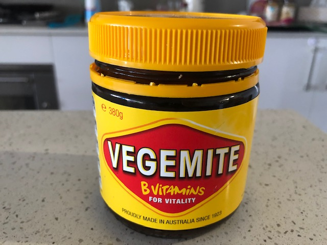 Jar of vegemite, Australian foods you will secretly love